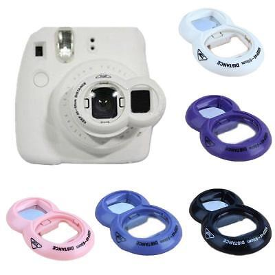 Close-Up Lens with Self-Portrait Mirror For Fujifilm Instax Mini 9/8/7s Travel