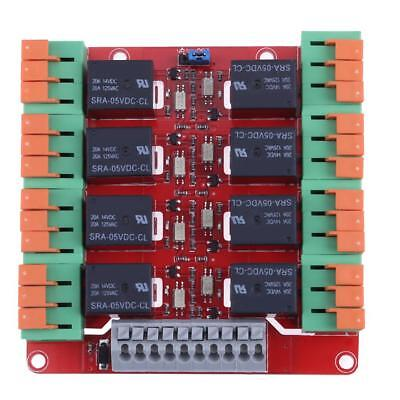 8 Channel 20A Relay Control Module for Arduino UNO MEGA2560 R3 Raspberry Pi SN9F