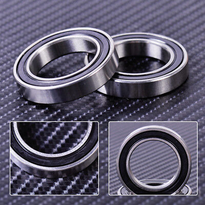 Shimano FSA MR2437 2RS Rubber Shielded Sealed Bicycle Ball Bearing 24x37x7mm