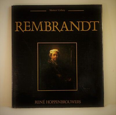 Masters' Gallery- Rembrandt-