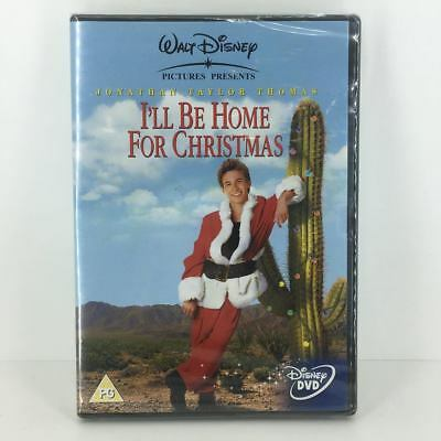 I'll Be Home For Christmas DVD - New and Sealed Fast and Free Delivery