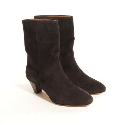 Isabel Marant Ankle Boots Size D 36 Black Ladies Shoes Dyna Boot New