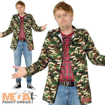 06fc3379e6b3e Rodney Mens Fancy Dress Only Fools and Horses Comedy TV Series Adults  Costume