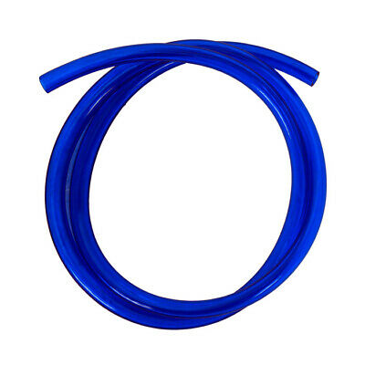 "Outlaw Racing Fuel Gas Fuel Line Hose Tube Tubing 3ft ¼"" Inner Diameter Blue"