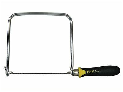 Stanley FatMax Coping Saw 165mm (6.1/2in) 14tpi
