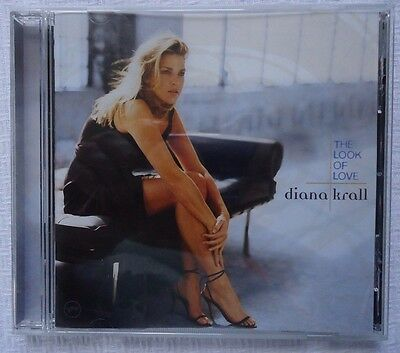 The Look of Love by Diana Krall (CD, Oct-2002, Universal Distribution)