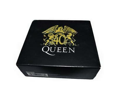 "The Queen ""40th Anniversary"" 30 CD Collector's Box Set Studio Albums Collection"