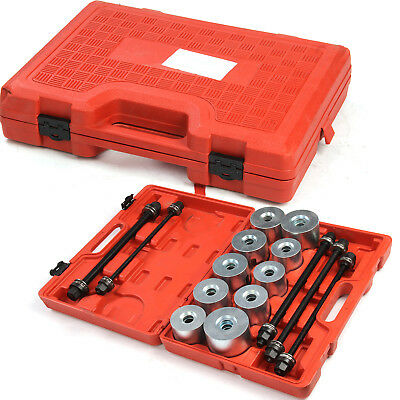 27Pcs Pull and Press Sleeve Tool Kit Set Bush Removal Seal Bearing Cars LGV HGV