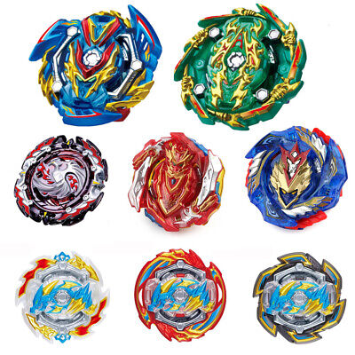 Beyblade Burst B128 B127 B125 Spinning Fight Toy Only Beyblade Without Launcher