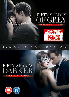 Fifty Shades: 2-movie Collection DVDDH NEW