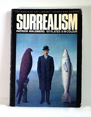 The world of art library. Surrwalism. Thames and Hudson