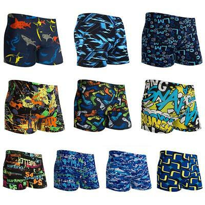 Men's Swimming Swim Trunks Shorts Racing Pants Swimwear Beach Summer Trouser AU