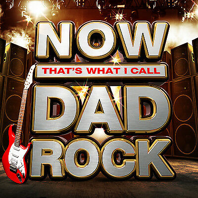 Now That's What I Call Dad Rock CD Boxset NEW