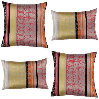 Scatter Box Carnival Sunrise Feather Filled Cushion, Multi