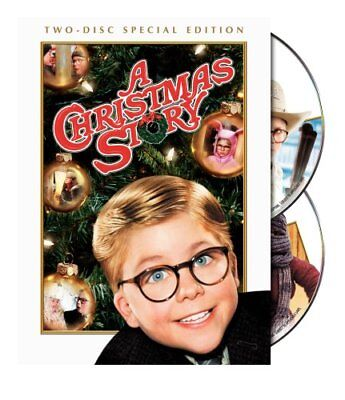 A Christmas Story (Two-Disc Special Edition) [DVD] USED!