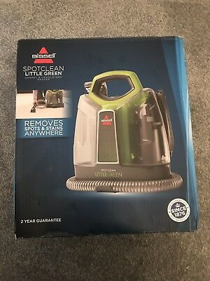 Bissell 3698L Little Green Carpet Cleaner - RRP £149.99