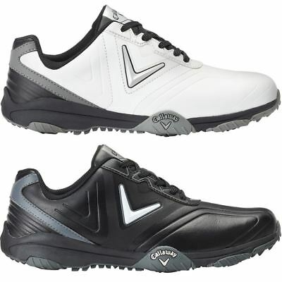 45% Off Rrp Callaway Golf Mens Chev Series Comfort Spikeless Golf Shoes