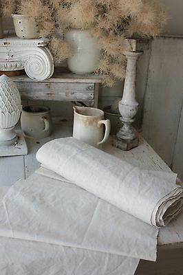Grainsack fabric 13.8 YARDS WASHED fabric Metis linen + cotton heavy upholstery