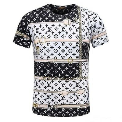 976deb8be9f91 LOUIS VUITTON T-SHIRT Herren Original - EUR 129