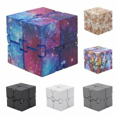 Magic EDC Infinity Cube Mini For Stress Relief Fidget Anti Anxiety Funny Toys US