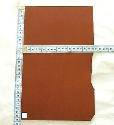 Belgian Veg Tan Tooling Engraving Leather 2Mm Thick 4 Colours Clearance Offcuts