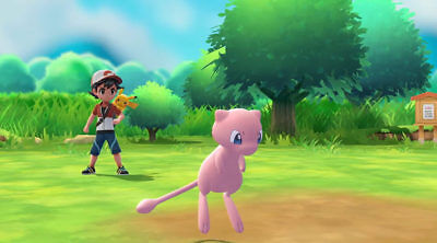 Pokemon Let's Go - Nintendo Switch  Mew CHEAPEST! Timid, Modest, Adamant ON SALE
