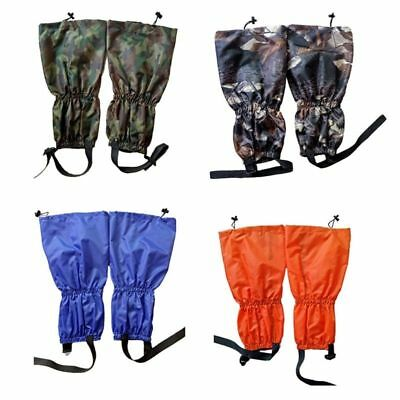 Leg Cover Winter Waterproof Cycling Shoe Men Women Kids Gaiters Hiking Trekking