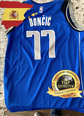 Camiseta NBA Luka Doncic 2018 2019  Mavericks todas las tallas/All sizes