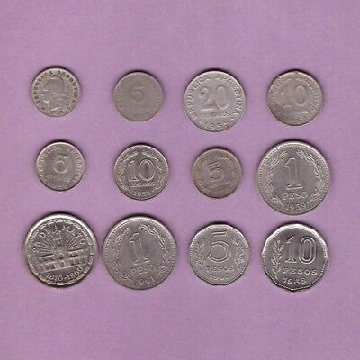 Argentina (1923-1968) - Coin Collection - World/Foreign/South America