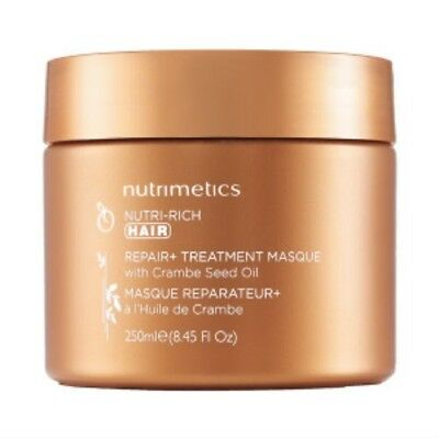 Nutrimetics Nutri-Rich Hair Repair + Treatment Masque RRP $34