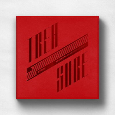 ATEEZ - TREASURE EP.2 : Zero To One CD+Sticker+On Pack Poster+Photocards