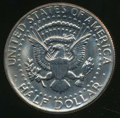United States, 1971-P Half Dollar, 50c, Kennedy - Uncirculated