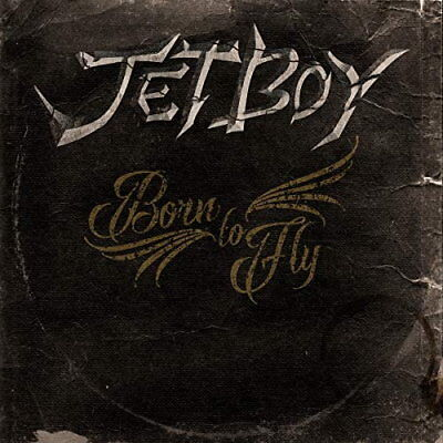 Jetboy - Born To Fly [New CD]