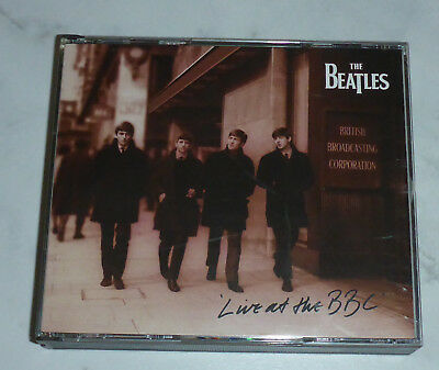 Doppel CD: The Beatles - Live at the BBC 1994