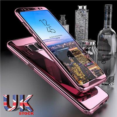 360° Hybrid Shockproof Case Ultra thin Cover Skin For Samsung Galaxy S8/S9 Plus