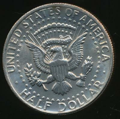 United States, 1971-P Half Dollar, 50c, Kennedy - Choice Uncirculated