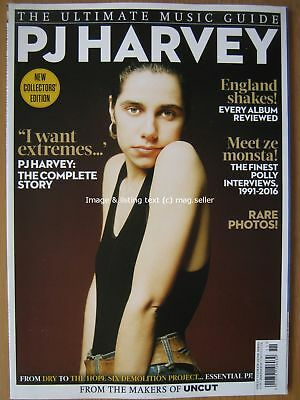 PJ Harvey Ultimate Music Guide by Uncut magazine Interviews Photos Polly Jean