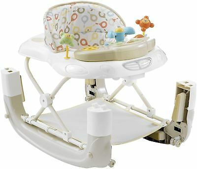 MyChild WALK'N'ROCK WALKER Musical Activity Walker And Rocker Baby/Child  BN
