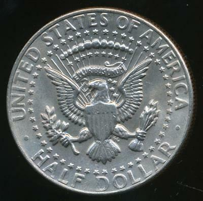 United States, 1986-P Half Dollar, 50c, Kennedy - Uncirculated
