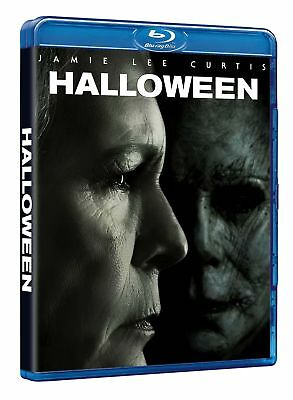Halloween  2018  - Blu Ray  Blue-Ray Horror
