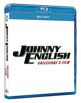 Johnny English 3 Movie Collection  3 Blu-Ray  Cofanetto