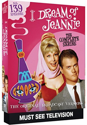 I Dream Of Jeannie: Complet...-I Dream Of Jeannie: Complete Series (12Pc Dvd New