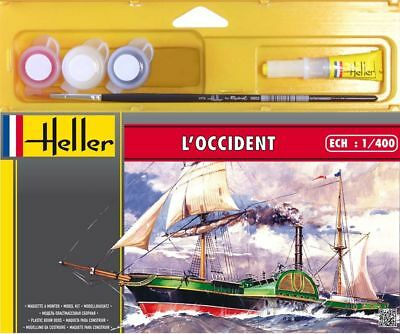 Heller 49062 - 1:400 L'Occident - Neu