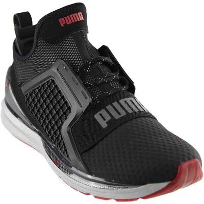 Puma Ignite Limitless Swirl Lace Up Mens Trainers Shoes 190353 01 14dbb3d58