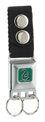 Harry Potter Fantasy Movie Series Slytherin House Key Chain