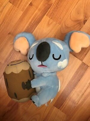"Genuine 2016 Pokemon Center Series Large 9"" Komala Soft Plush Toy Nintendo"