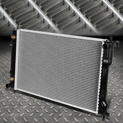 For 10-17 Chevy Equinox/gmc Terrain At Oe Style Aluminum Cooling Radiator 13103