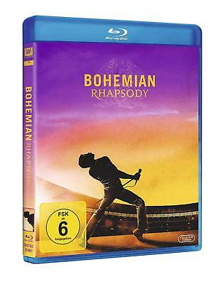 Bohemian Rhapsody ( Queen Freddie Mercury ) Blu-Ray Deutsch
