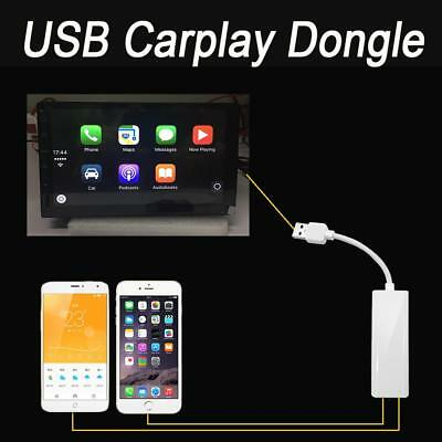 Adaptateur de Dongle USB For Apple iPhone Carplay for Android Voiture Navi Radio