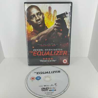 The Equalizer DVD - Fast and Free Delivery